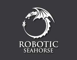 #52 for robotic seahorse logo by Tamimshikder10