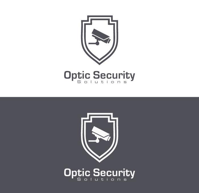 Bài tham dự cuộc thi #                                        7                                      cho                                         Design a Logo for Optic Security Solutions -- 2