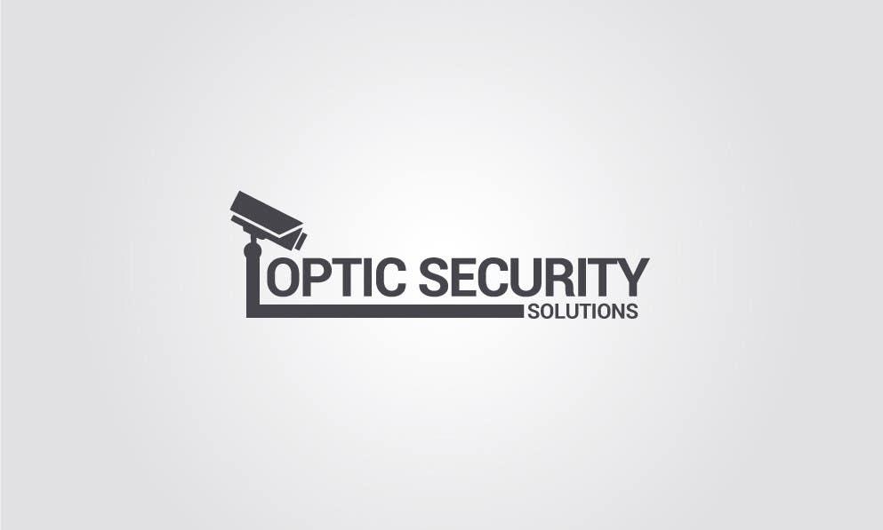 Bài tham dự cuộc thi #                                        16                                      cho                                         Design a Logo for Optic Security Solutions -- 2