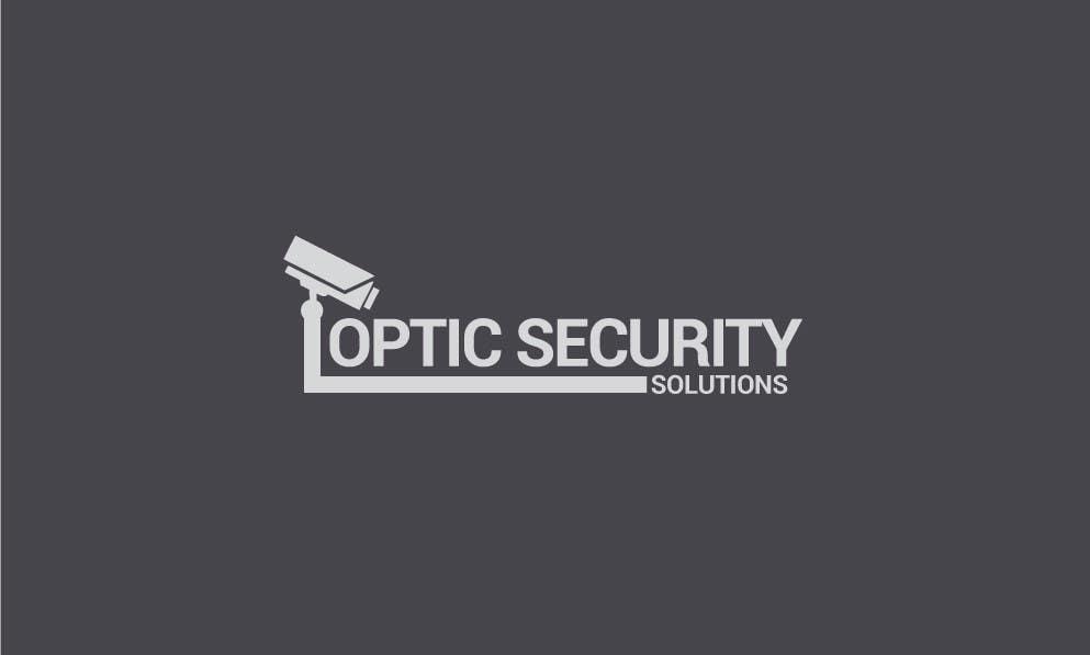 Bài tham dự cuộc thi #                                        17                                      cho                                         Design a Logo for Optic Security Solutions -- 2