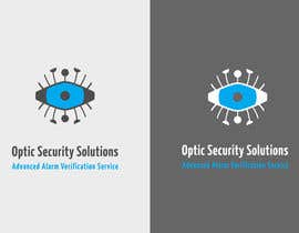 #12 cho Design a Logo for Optic Security Solutions -- 2 bởi jonathanquarles
