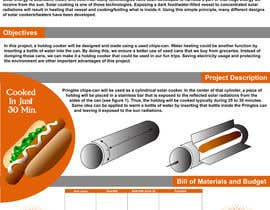 venug381 tarafından The Exciting Hot Dog Solar Cooker için no 8