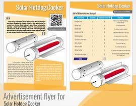 #1 for The Exciting Hot Dog Solar Cooker by eak108