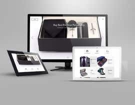 Nro 3 kilpailuun Webshop with 1 item to sell käyttäjältä studioinclusive