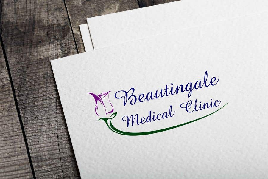 Contest Entry #177 for Design a Creative Logo and Business Card for a beauty clinic