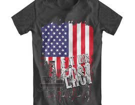 #12 for American Flag shirt by Spawnwolf