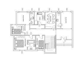 #40 for Need 2D Floor Plan for my home without elevation by maiiali52