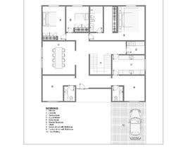 #43 for Need 2D Floor Plan for my home without elevation by amashestudio