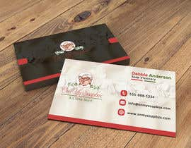 Nro 201 kilpailuun Design A Business Card for a Handmade Soap Company käyttäjältä raisulict