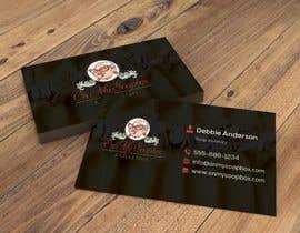 Nro 229 kilpailuun Design A Business Card for a Handmade Soap Company käyttäjältä mdarifjawad