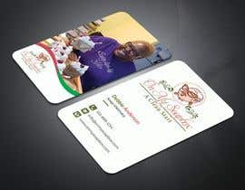 Nro 192 kilpailuun Design A Business Card for a Handmade Soap Company käyttäjältä twinklle2