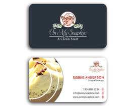 Nro 221 kilpailuun Design A Business Card for a Handmade Soap Company käyttäjältä Rahman782