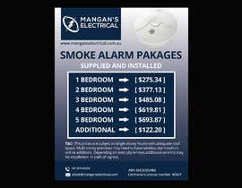 #3 for Smoke alarm advertisement af miloroy13