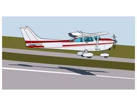 #8 for Illustrations for a flight school by FinoDesignINK