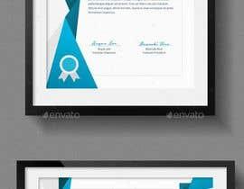 #69 for University Certificate af MONEYEARN04