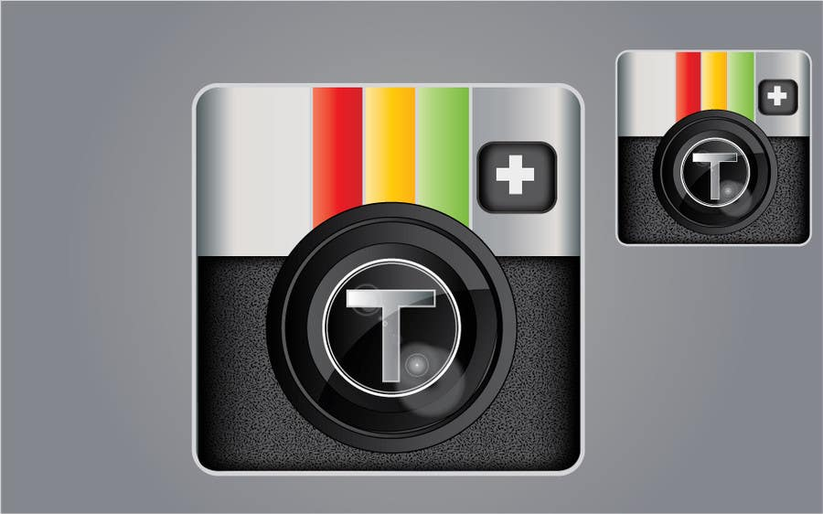 Proposition n°                                        16                                      du concours                                         App Design for  iPhone icon (only 1 icon needed)