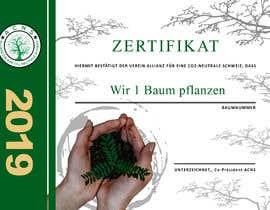 Nro 13 kilpailuun Create me a document (certificate) käyttäjältä JdExp3rt
