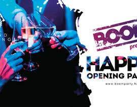 "Nro 60 kilpailuun ""Happy"" party events creative concept - facebook cover käyttäjältä Manaf007"