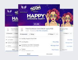 "#72 for ""Happy"" party events creative concept - facebook cover af AbinDesigner"