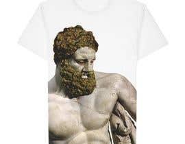 Invoker6969 tarafından Printful T-Shirt Design için no 123
