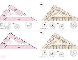 #3 pentru Commercial Building 2D Layout / Plan / Concept/ Ideas drawing needed from scratch de către arquitecturamx