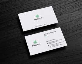 Nro 142 kilpailuun Design a Visiting Card käyttäjältä rdrayhan0193