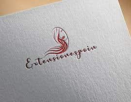 Nro 104 kilpailuun Logo for hair extension hairdresser käyttäjältä wual