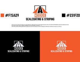 Nro 99 kilpailuun Create a logo and Brand Guide for a new asphalt sealcoating company käyttäjältä snupur2003