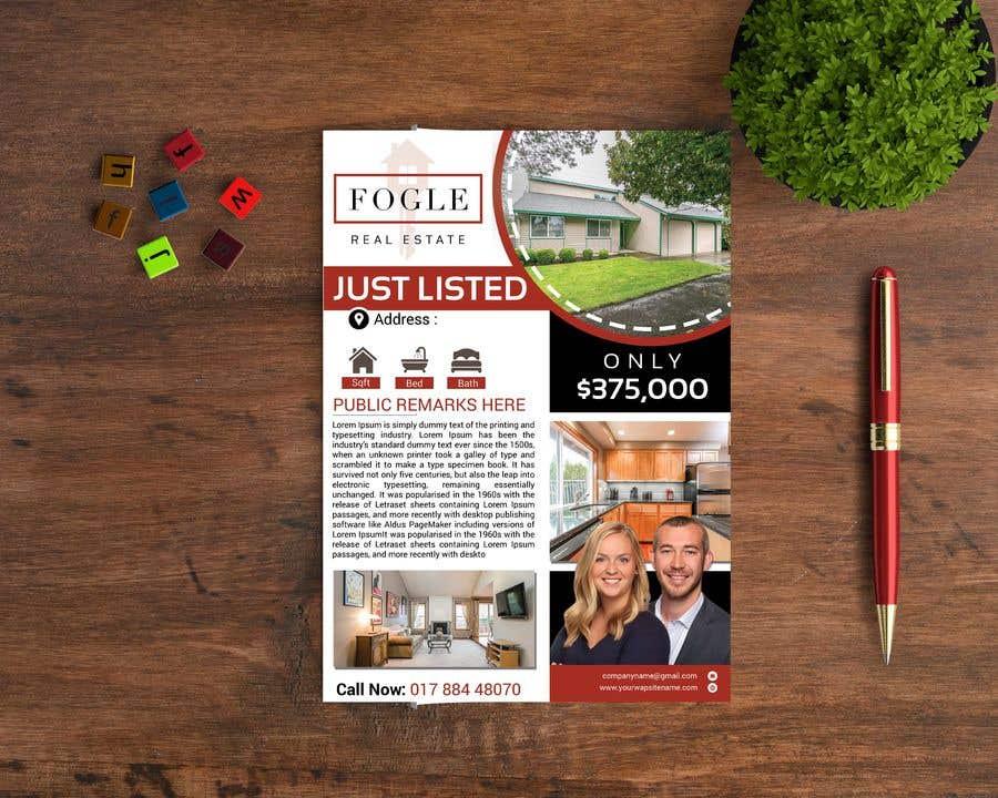 Kilpailutyö #158 kilpailussa Marketing specialist to create real estate templates