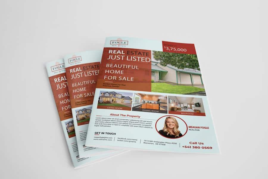 Kilpailutyö #122 kilpailussa Marketing specialist to create real estate templates
