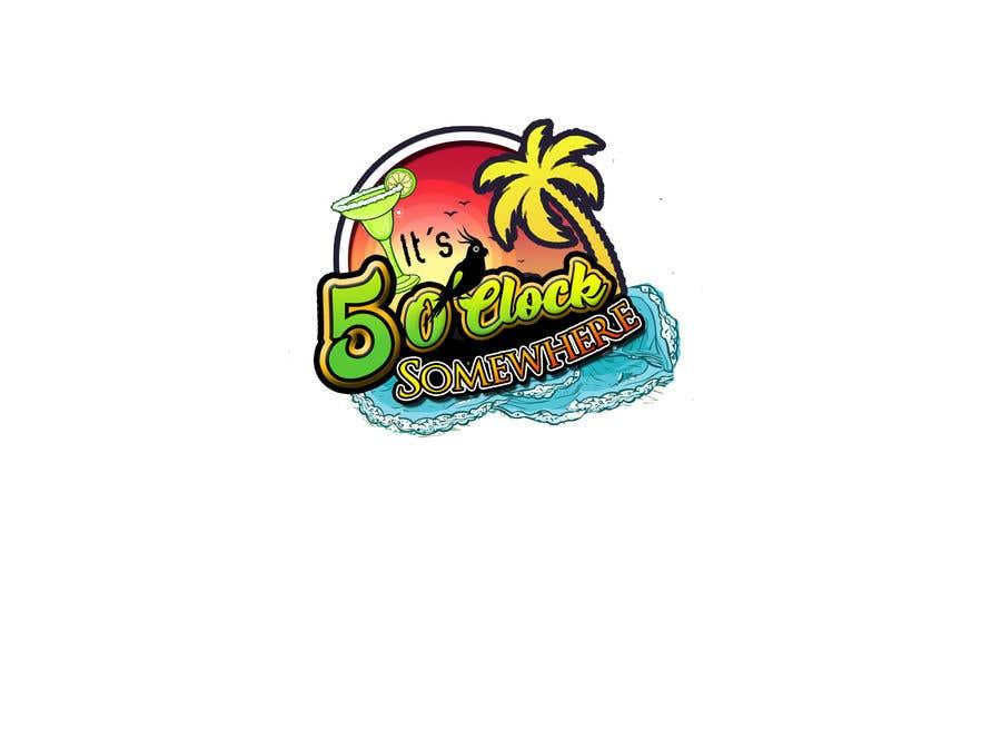 Penyertaan Peraduan #3 untuk Design a Fun Logo for a New Leisure Boat in the Caribbean