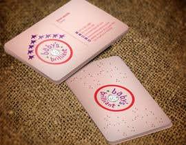 nazmulhassan2321 tarafından Design some Business Cards for Baby's Brilliant için no 22