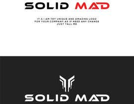 "#4191 cho Logo for sportsware and sportsgear brand ""Solid Mad"" bởi anwarhossain315"