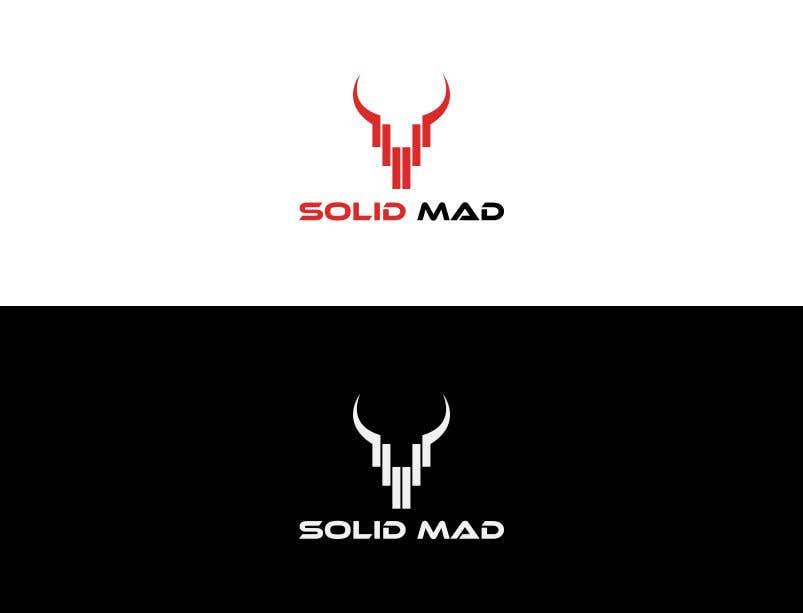 """Intrarea #5405 pentru concursul """"Logo for sportsware and sportsgear brand """"Solid Mad"""""""""""