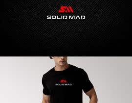 "#4298 cho Logo for sportsware and sportsgear brand ""Solid Mad"" bởi milajdg"