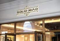 """Graphic Design Intrarea #2420 pentru concursul """"Logo for sportsware and sportsgear brand """"Solid Mad"""""""""""