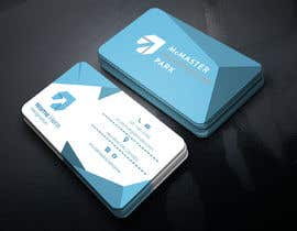 #308 for Design Business Cards by Mubasshirin