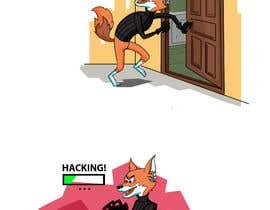 #30 untuk I need a marscot a Hacker Marscot. In 4 situations. oleh Dreamcatcher321