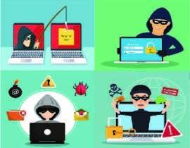 #31 untuk I need a marscot a Hacker Marscot. In 4 situations. oleh MdArif61