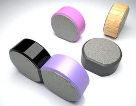 kchou2016 tarafından Design Bluetooth Speaker (3D File) - example in attachement için no 71
