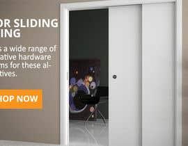 #9 cho Design a Banner for Door Sliding fittings for our website bởi Wekananda