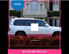 #2 untuk build a 15 sec video/slides for facebook ad for a car dealership/finance provider. oleh oxlipco