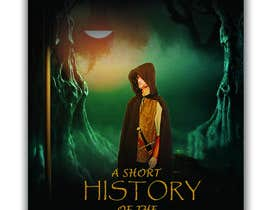 #9 for A Short History Cover Graphic by UniqueDesigner42