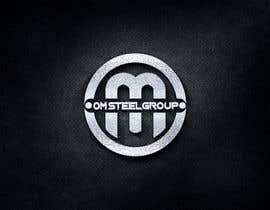 #68 untuk Logo for our Company OM STEEL GROUP oleh rafiqulislam2309