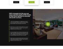 #77 untuk Update Front Page of Website oleh creative0999