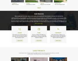 #80 untuk Update Front Page of Website oleh WebCraft111