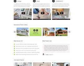 #96 untuk Update Front Page of Website oleh WhynoDev