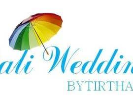 #21 untuk Design a Logo for Bali Wedding by Tirtha oleh leomax67l