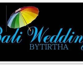 #22 untuk Design a Logo for Bali Wedding by Tirtha oleh leomax67l