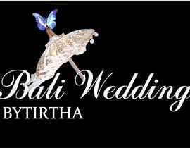 #54 untuk Design a Logo for Bali Wedding by Tirtha oleh leomax67l